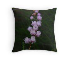 Wild flowers, Geraldton, WA Throw Pillow