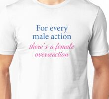 For Every Male Action Unisex T-Shirt