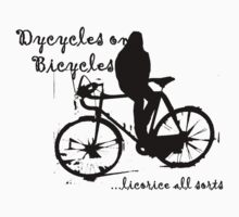 Dycycles on Bicycles by Costanza Papalia
