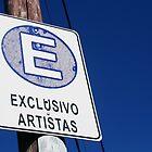 Exclusivo Artistas by Denis Marsili