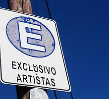 Exclusivo Artistas by Denis Marsili - DDTK