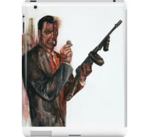 Justice is served  iPad Case/Skin