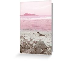 Aesthetic Nature Greeting Card