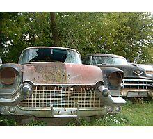 rusty car Photographic Print