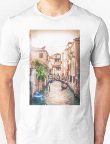 Sunset in Venice Unisex T-Shirt