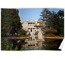 Dolmabahce Palace - Istanbul Poster