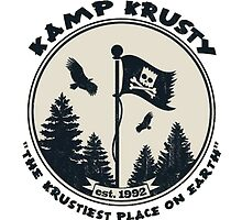 Kamp Krusty by WoodenDuke