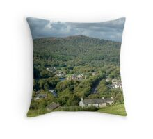 The Bigger Picture Throw Pillow