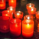 Candles by newbeltane