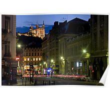 France - Lyon Poster