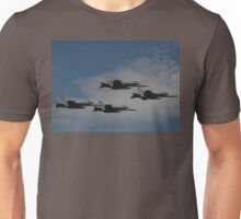 Amberley Airshow 2008 - Hornet Formation Flypast Unisex T-Shirt