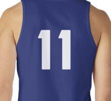 #11 (eleven) Tank Top