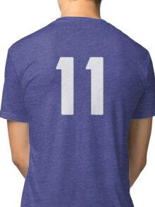 #11 (eleven) Tri-blend T-Shirt