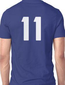 #11 (eleven) Unisex T-Shirt