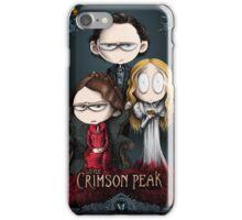 Little Crimson Peak Poster iPhone Case/Skin