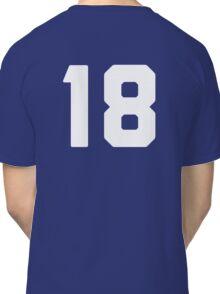 #18 (eighteen) Classic T-Shirt