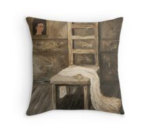 Hommage Frida Kahlo Throw Pillow