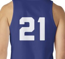 #21 (twenty-one) Tank Top