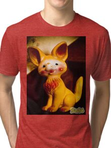 Foxy Krispy Tri-blend T-Shirt