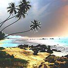 tropical seascape 2 by jaycraft