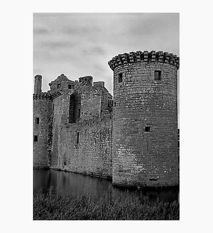 Castle Ruins Photographic Print