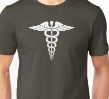 Caduceus, medical symbol Unisex T-Shirt
