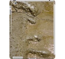 MUD GLORIOUS MUD 92  iPad Case/Skin