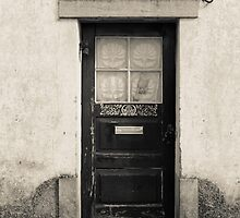 Old Door Portugal by newbeltane
