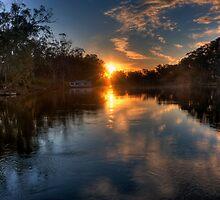 Murray River #6 | Echuca | Victoria by Bill Fonseca