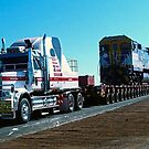 Now, thats a road train by Doug Cliff