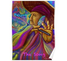 ''Being the song'' Poster