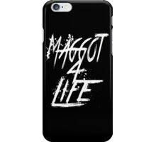 Slipknot Maggot For Life iPhone Case/Skin