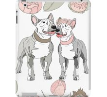 Bull Terrier dog iPad Case/Skin