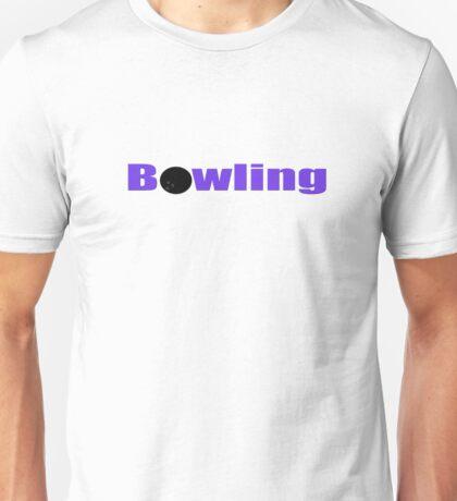 Ten Pin Bowling T-Shirt Unisex T-Shirt