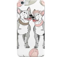 Bull Terrier dog iPhone Case/Skin
