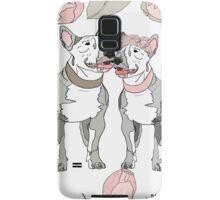 Bull Terrier dog Samsung Galaxy Case/Skin