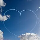 Heart in the clouds by BizziLizzy