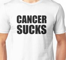 Cancer Sucks Unisex T-Shirt