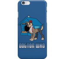 Dogtor Who 11 iPhone Case/Skin