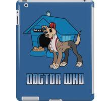 Dogtor Who 11 iPad Case/Skin