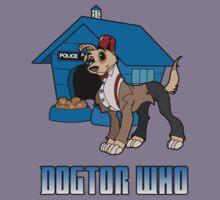 Dogtor Who 11 Kids Tee