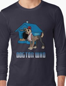 Dogtor Who 11 Long Sleeve T-Shirt