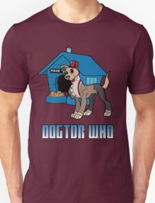 Dogtor Who 11 T-Shirt