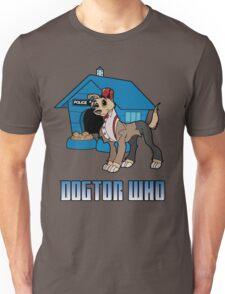 Dogtor Who 11 Unisex T-Shirt