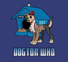 Dogtor Who 11 Unisex T-Shirt