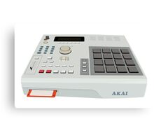 AKAI MPC 2000 Canvas Print