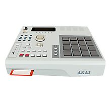 AKAI MPC 2000 Photographic Print