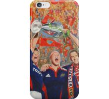 Munster Heiniken Cup Winners 2008 iPhone Case/Skin