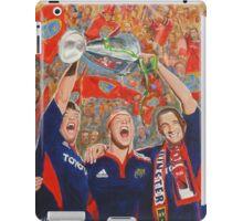 Munster Heiniken Cup Winners 2008 iPad Case/Skin