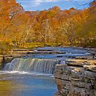 Autumn At The Falls by rtishner1